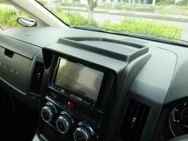 D パワーパッケージ 4WD 1.2インチリフトアップ マーテルギア16インチアルミ BFグッドリッチA/Tタイヤ 両側パワースライドドア SDナビTVフルセグ バックカメラ アルパインフリップダウンモニター 社外グリル(24枚目)
