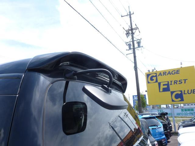 アクティブフィールドエディション 4WD HDDナビ フルセグTV キーレス ETC 最終モデル 7人乗 ルーフスポイラー 禁煙車 オートステップ 純正アルミ ビルトイン大型フォグ(19枚目)