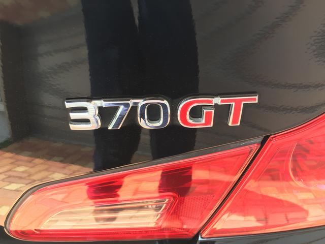 日産 スカイライン 370GT タイプS 1オーナー 禁煙車 ナビ