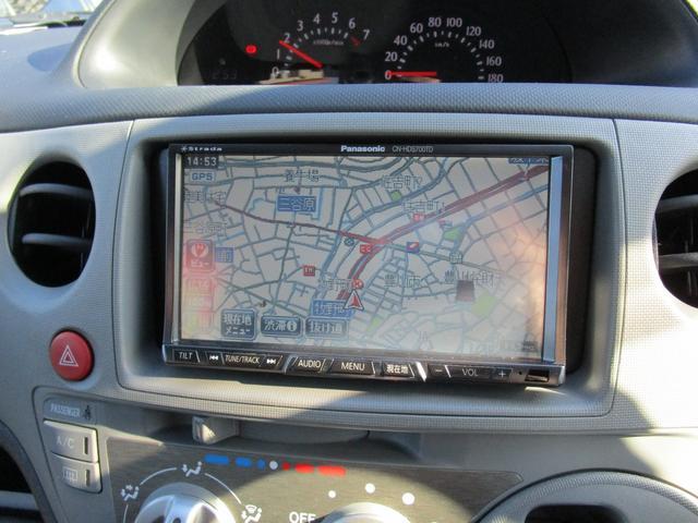 トヨタ シエンタ Xリミテッド フルセグHDDナビ ETC 片側電動スライド