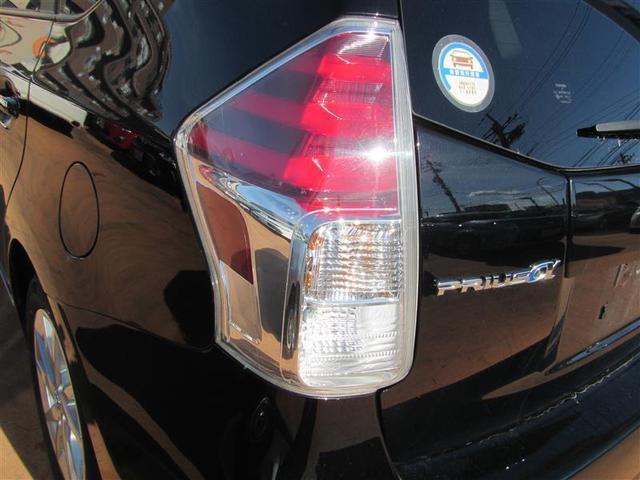 トヨタ プリウスアルファ S 元当社試乗車 純正フルセグメモリーナビ バックモニター