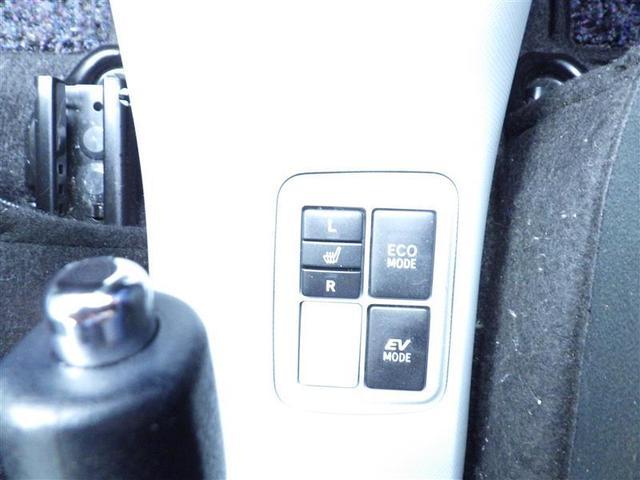トヨタ アクア S フルセグHDDナビ スマートキー ETC アルミホイール