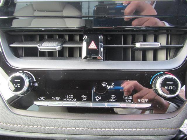 オートエアコンがついていますので、温度設定をするだけで室内がその温度になるように風量など自動で調整してくれます。