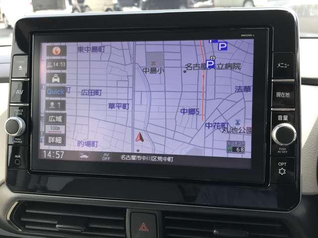 660 X 大画面ナビ・両側オートスライドドア・ETC(8枚目)