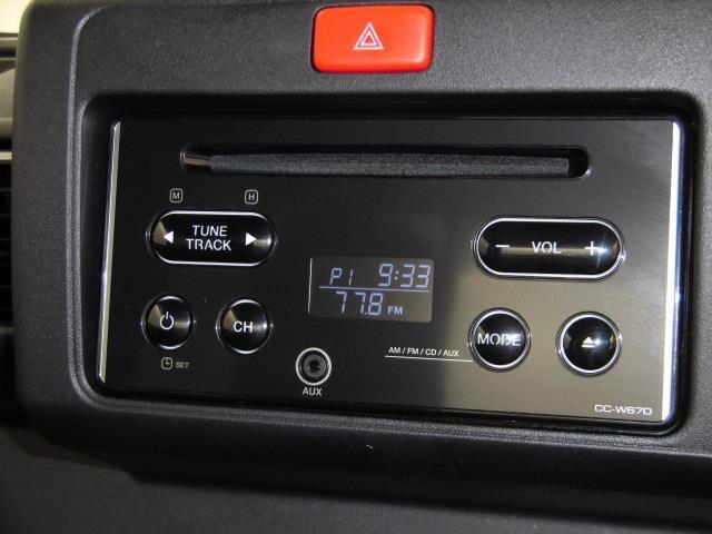 CD/ラジオ再生