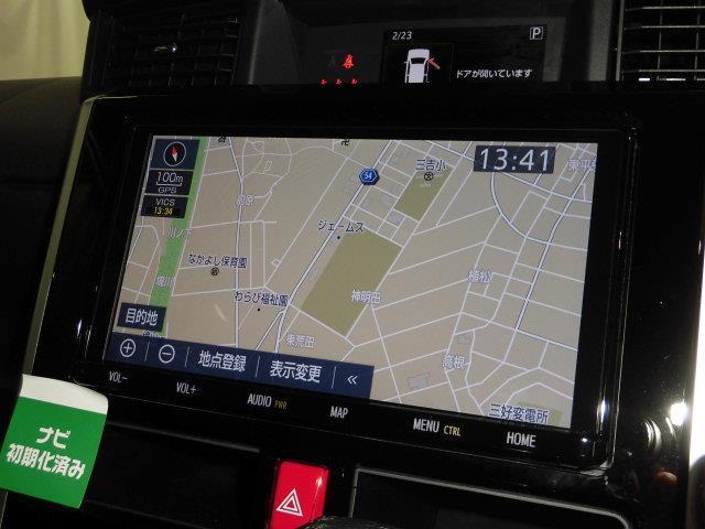 カスタムG S ドラレコ 両側電動スライド バックカメラ(5枚目)