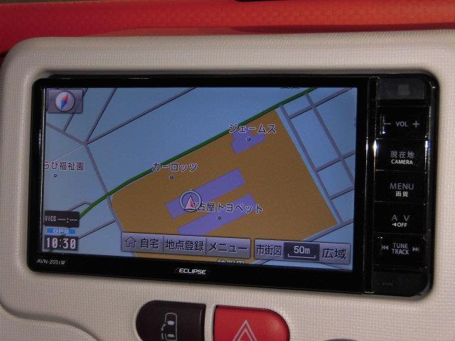 F フルセグ メモリーナビ DVD再生 ミュージックプレイヤー接続可 バックカメラ ETC 電動スライドドア HIDヘッドライト(5枚目)