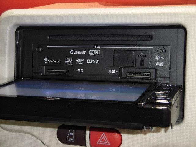 F フルセグ メモリーナビ DVD再生 ミュージックプレイヤー接続可 バックカメラ ETC 電動スライドドア HIDヘッドライト(7枚目)
