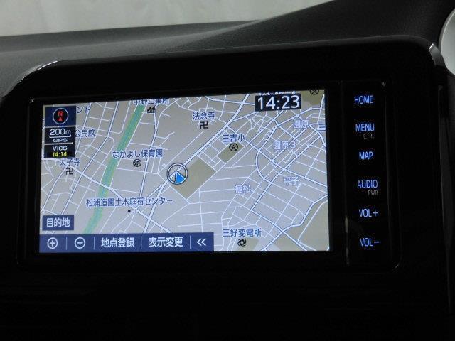 X クルマイス タイプ3 フルセグ メモリーナビ DVD再生 ミュージックプレイヤー接続可 バックカメラ 衝突被害軽減システム ETC ドラレコ 電動スライドドア LEDヘッドランプ 記録簿 アイドリングストップ(12枚目)