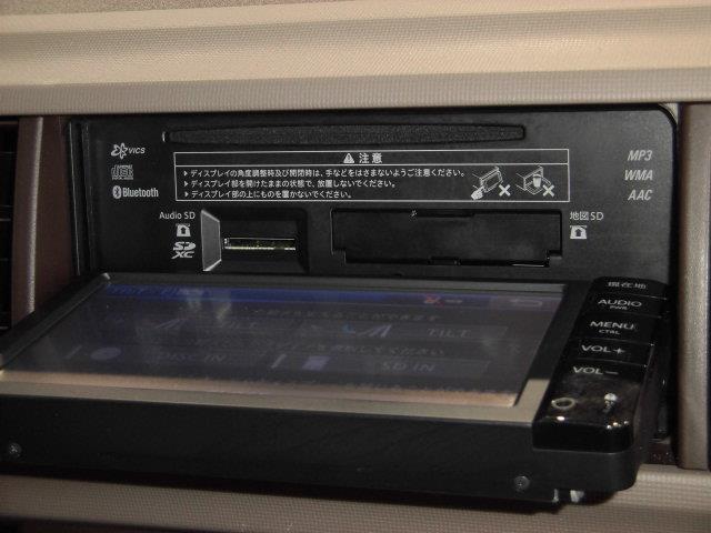 X ワンセグ メモリーナビ ミュージックプレイヤー接続可 記録簿 アイドリングストップ(10枚目)