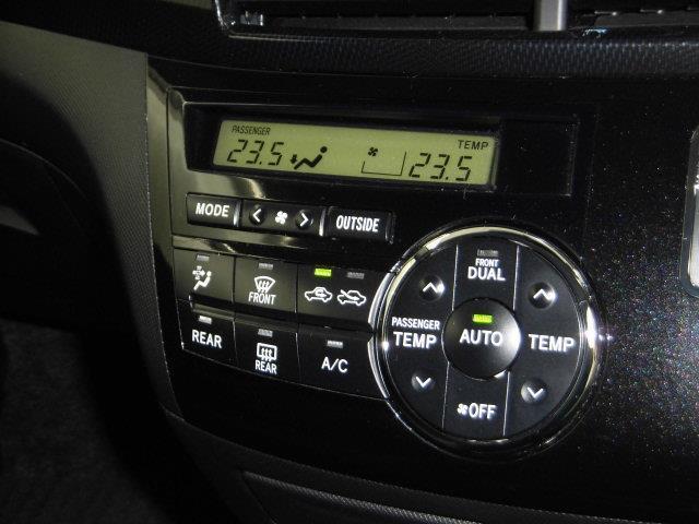 オートエアコン付。これがあると空調管理が簡単です!