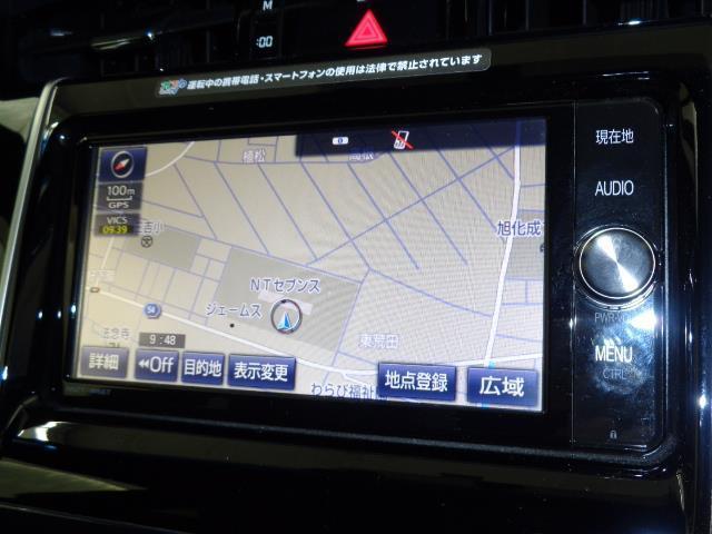エレガンス 4WD ドラレコ バックカメラ SDナビ フルセグ ETC LEDヘッドライト 18インチAW(5枚目)