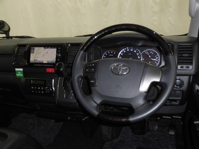 スーパーGL ダークプライム 4WD フルセグ メモリーナビ DVD再生 ミュージックプレイヤー接続可 バックカメラ ETC ドラレコ LEDヘッドランプ ディーゼル(9枚目)