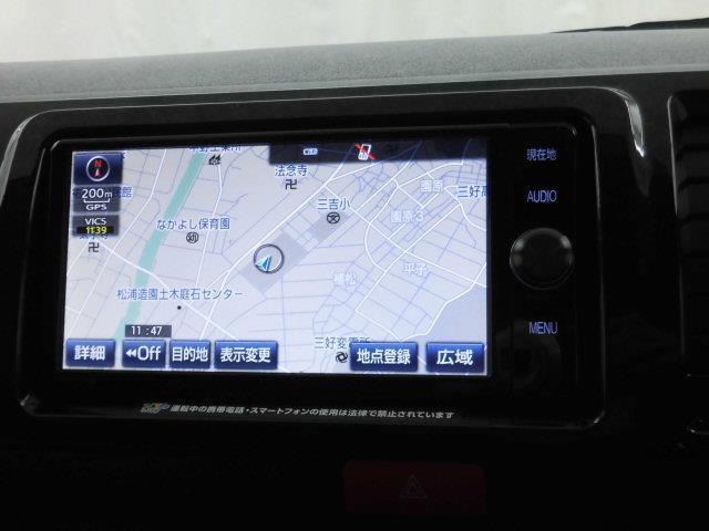 スーパーGL ダークプライム 4WD フルセグ メモリーナビ DVD再生 ミュージックプレイヤー接続可 バックカメラ ETC ドラレコ LEDヘッドランプ ディーゼル(11枚目)