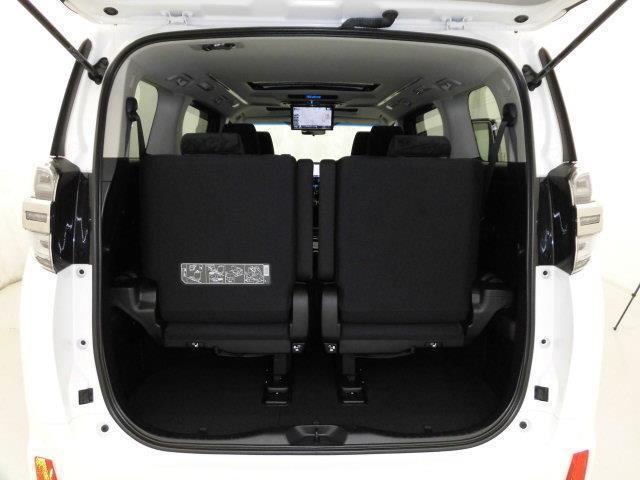 2.5Z サンルーフ フルセグ メモリーナビ DVD再生 ミュージックプレイヤー接続可 後席モニター バックカメラ 衝突被害軽減システム ETC 両側電動スライド LEDヘッドランプ 乗車定員7人 3列シート(31枚目)
