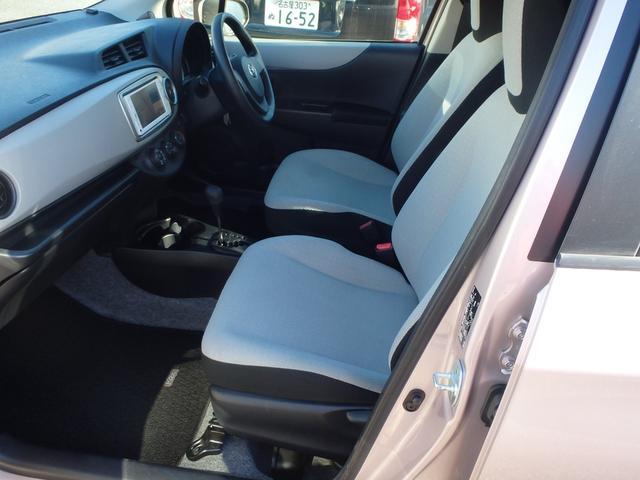 トヨタ ヴィッツ F スマートストップパッケージ 1年間走行無制限ロング保証付