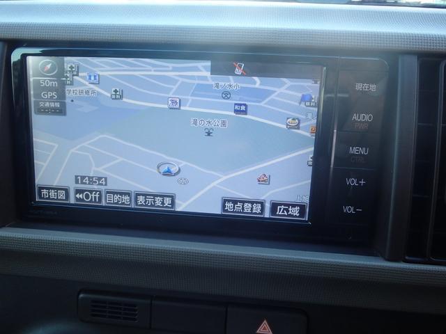 トヨタ パッソ X Gパッケージ メモリーナビ バックカメラ ETC
