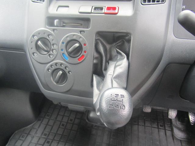 1500DX 5速マニュアル 2WD エアコン(14枚目)