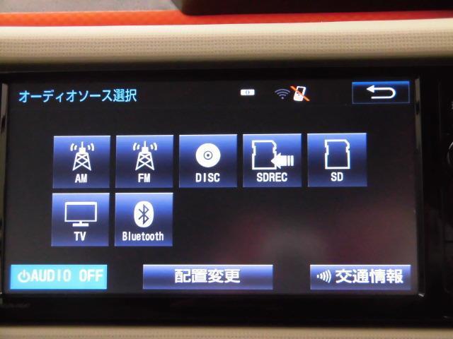 トヨタ ポルテ F クリーニング済 SDナビフルセグBカメ ETC