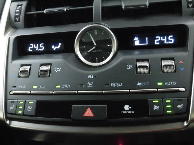 NX300 Fスポーツ 革シート サンルーフ フルセグ メモリーナビ DVD再生 ミュージックプレイヤー接続可 バックカメラ 衝突被害軽減システム ETC LEDヘッドランプ アイドリングストップ(13枚目)