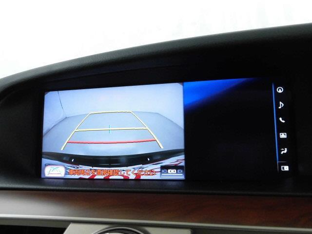 LS460 バージョンC Iパッケージ 革シート サンルーフ フルセグ メモリーナビ DVD再生 ミュージックプレイヤー接続可 バックカメラ 衝突被害軽減システム ETC ドラレコ LEDヘッドランプ(12枚目)