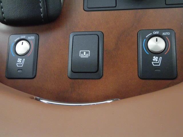 LS460 バージョンC Iパッケージ 革シート サンルーフ フルセグ メモリーナビ DVD再生 ミュージックプレイヤー接続可 バックカメラ 衝突被害軽減システム ETC ドラレコ LEDヘッドランプ(15枚目)