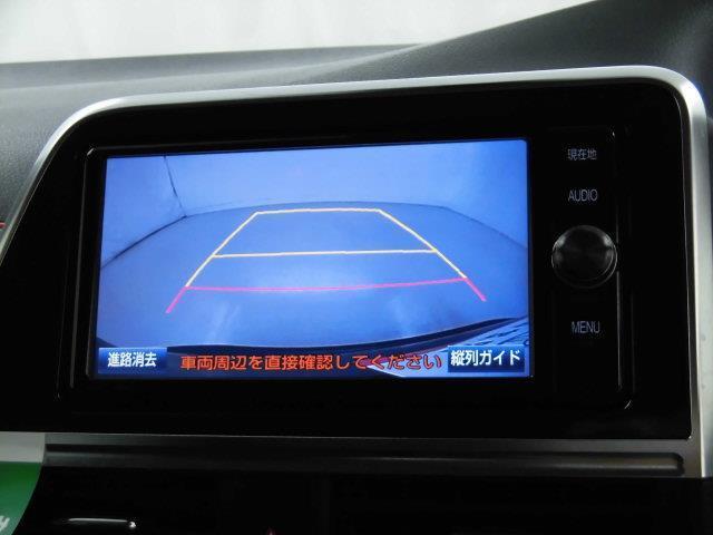 G 純正メモリーナビ フルセグ DVD再生 ミュージックプレイヤー接続可 バックカメラ 衝突被害軽減システム ETC 両側電動スライド 乗車定員7人 3列シート アイドリングストップ(11枚目)