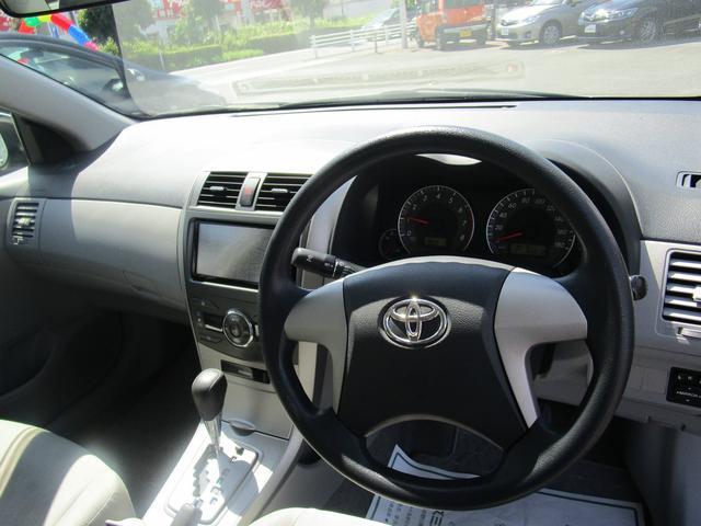 トヨタ カローラアクシオ G HDDナビ HID ETC 1年間走行無制限保証付