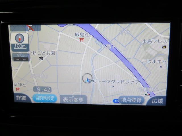 F セーフティーエディション メモリーナビ・レンタアップ車(8枚目)