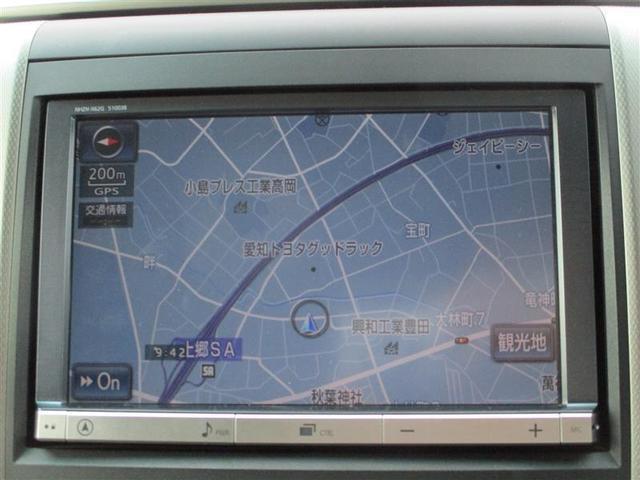 2.4Z 三列シート 純正アルミ キーレス フルセグHDDナビ 記録簿 ETC CD ABS バックカメラ 両側電動スライドドア(5枚目)