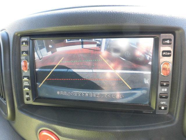 日産 キューブ 15X Mセレクション 12ヶ月走行無制限保証付き