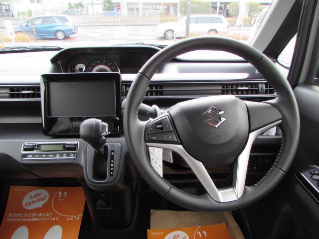 ハイブリッドX 横滑り防止機能 衝突被害軽減システム 盗難防止装置 LEDヘッドランプ スマートキー フルエアロ アイドリングストップ(6枚目)