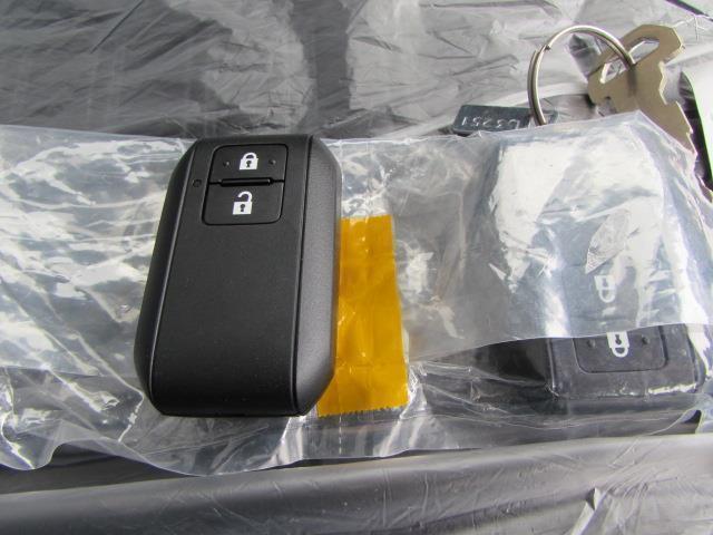 ハイブリッドX 横滑り防止機能 衝突被害軽減システム 盗難防止装置 LEDヘッドランプ スマートキー フルエアロ アイドリングストップ(13枚目)