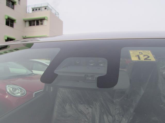 ハイブリッドX 横滑り防止機能 衝突被害軽減システム 盗難防止装置 LEDヘッドランプ スマートキー フルエアロ アイドリングストップ(14枚目)