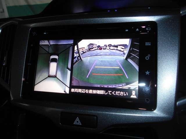 1.2 ハイブリッド SZ ナビパッケージ 全周囲カメラ(15枚目)