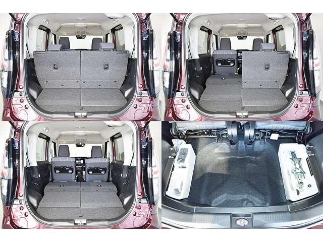 ハイブリッドMZ 全方位カメラパッケージ 両側電動スライドドア・全周囲カメラ (13枚目)