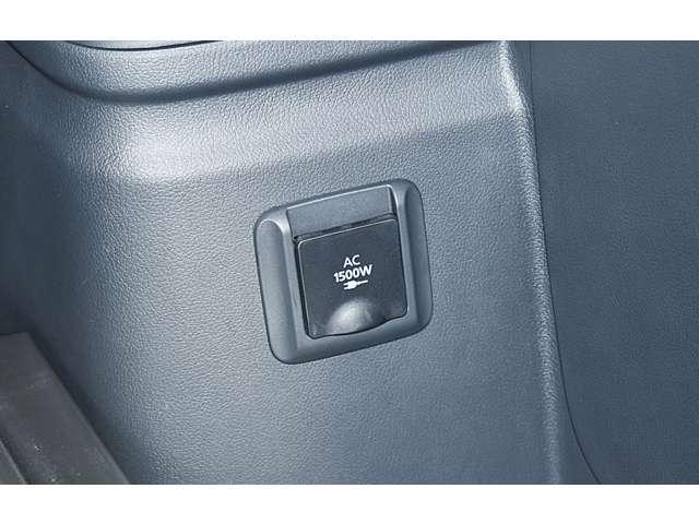 Gプラスパッケージ AC100V電源1500W・スマホ連携ナビ クルコン LEDヘッド フルセグTV メモリーナビ 4WD ETC シートヒーター 電動リアゲート アラウンドモニター サポカー バックカメラ ワンオーナー(5枚目)