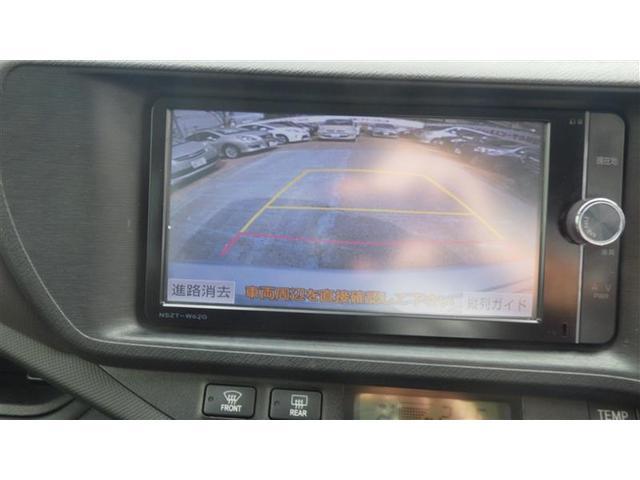 トヨタ アクア G フルセグSDナビ ETC スマートキー バックモニター