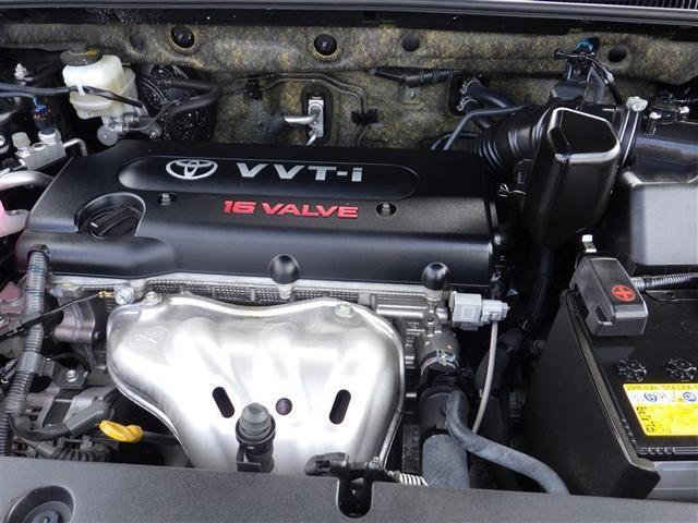 トヨタ ヴァンガード 240S Sパッケージ 4WD 純正HDDナビ HID