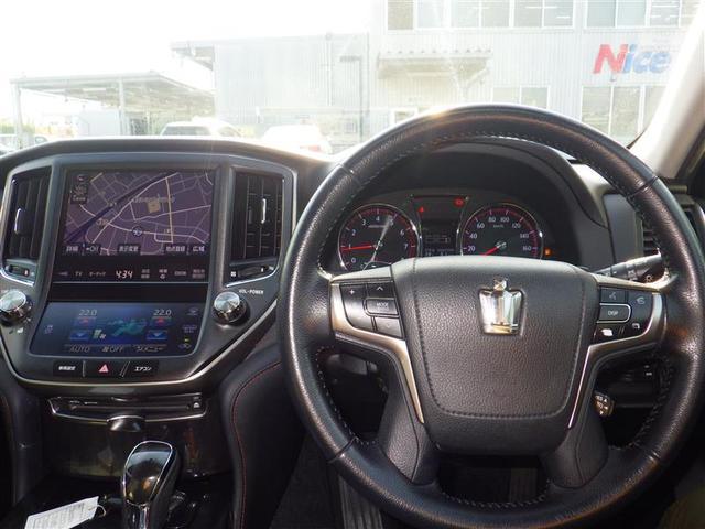 運転席写真です。ドライバー目線です