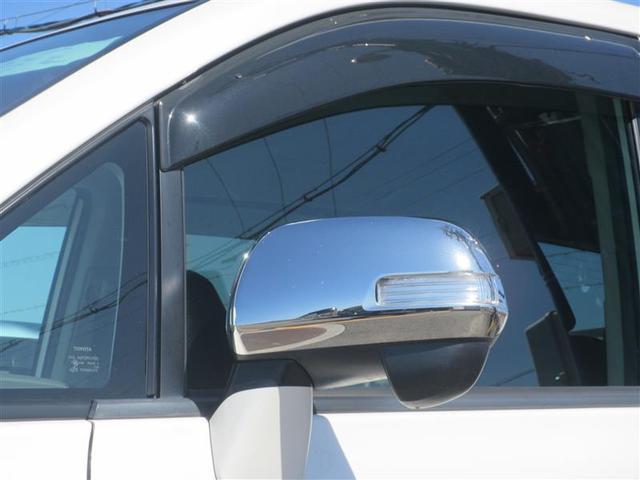 対向車からの視認が良いターンランプ付きドアミラーです。