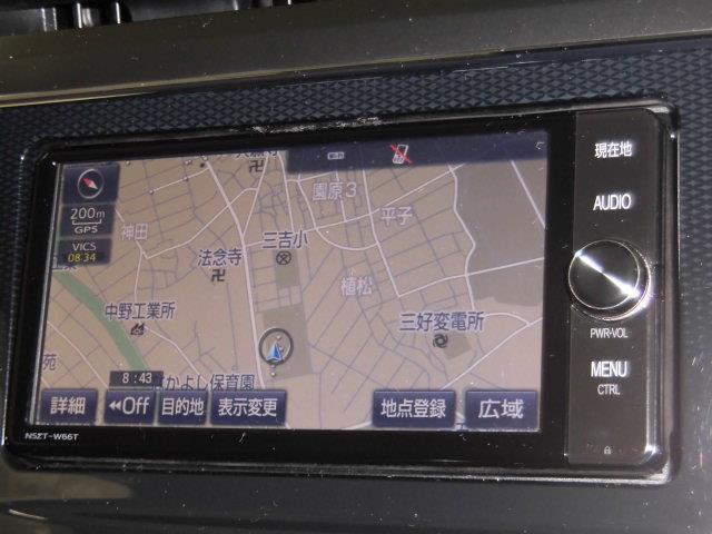 S フルセグ メモリーナビ バックカメラ ETC 乗車定員7人 3列シート(5枚目)