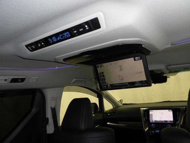 2.5Z Gエディション フルセグ メモリーナビ DVD再生 ミュージックプレイヤー接続可 後席モニター バックカメラ 衝突被害軽減システム ETC 両側電動スライド LEDヘッドランプ 乗車定員7人 3列シート(10枚目)