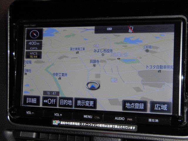 X フルセグ メモリーナビ DVD再生 ミュージックプレイヤー接続可 後席モニター バックカメラ ETC ドラレコ 両側電動スライド LEDヘッドランプ 乗車定員8人 3列シート アイドリングストップ(9枚目)
