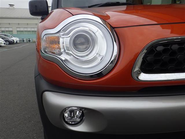 スズキ クロスビー ハイブリッドMX オーディオレス LEDヘッドライト