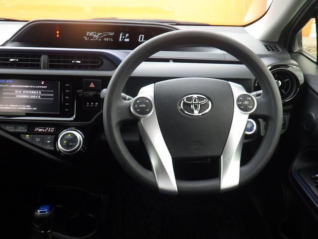 トヨタ アクア S SDナビ ETC バックガイドモニター スマートキー