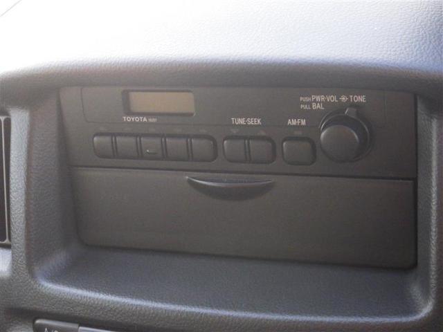 トヨタ プロボックスバン DX エアコン パワステ ABS ETC AM FMラジオ