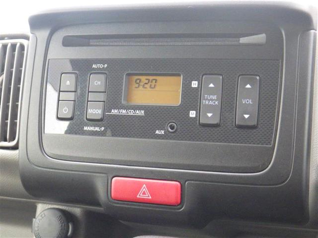 CD聞きながら快適にドライブ出来ます。