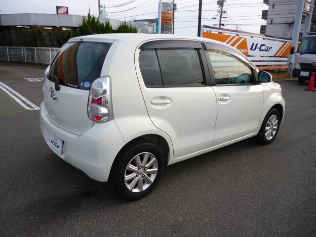 「トヨタ」「パッソ」「コンパクトカー」「愛知県」の中古車8