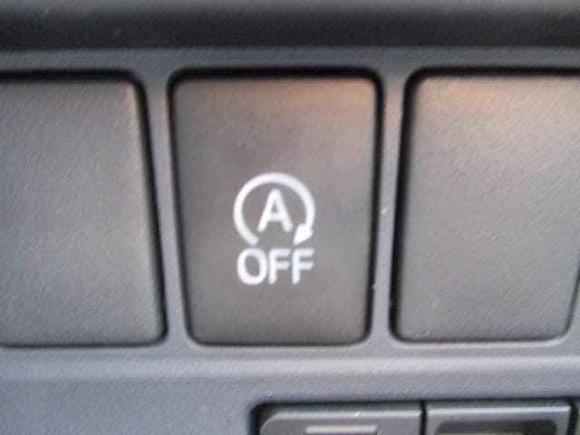 アイドリングストップ機構燃費向上に役立ちます